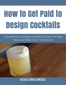 Cover - How to Get Paid to Design Cocktails