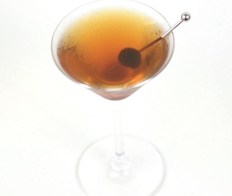 All About the Manhattan Cocktail