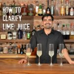 How to Clarify Lime Juice