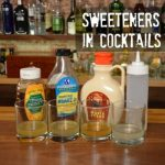 Comparing the sweetness of various cocktail sweeteners