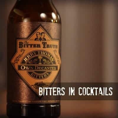 Do Bitters Make Acid More Acidic ?