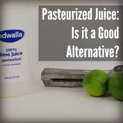 Is Pasteurized Juice a Blessing or a Curse?