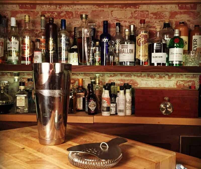 Quick Tip: Keeping Your Bar Tidy