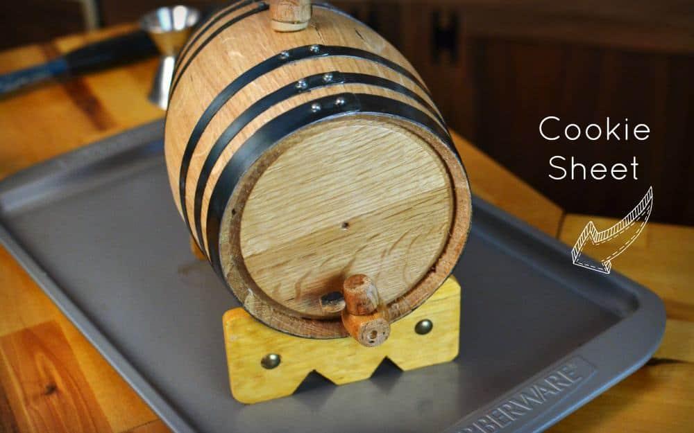 P1 - Barrel Aged Cocktails