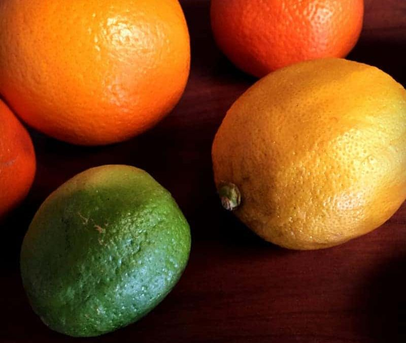 Seasonality & Species: Adjusting for Citrus Variability in Cocktails