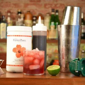 Using Purees Behind the Bar