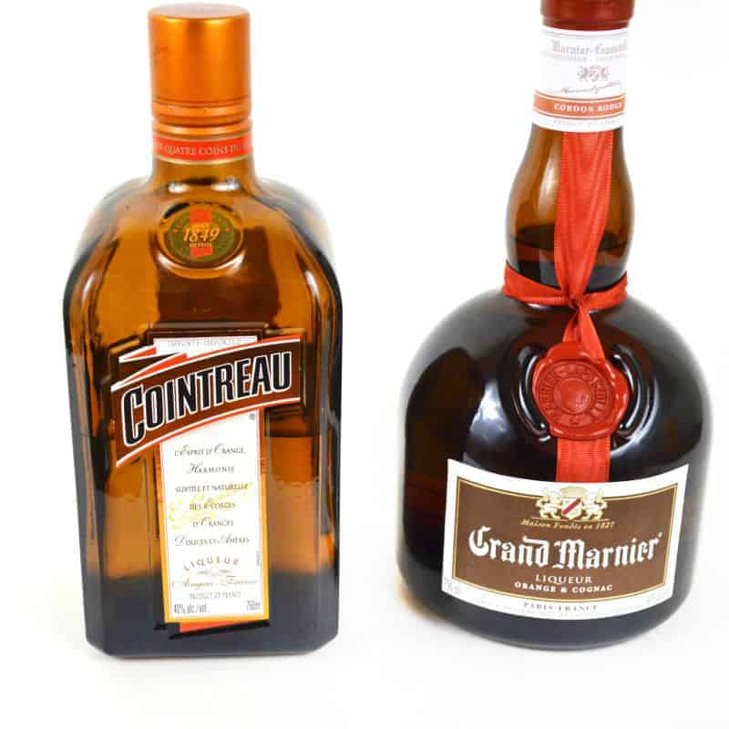 Cointreau Vs. Grand Marnier: What's The Difference?