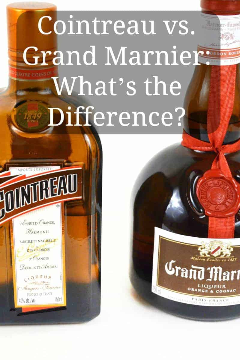 PI - Cointreau vs Grand Marnier