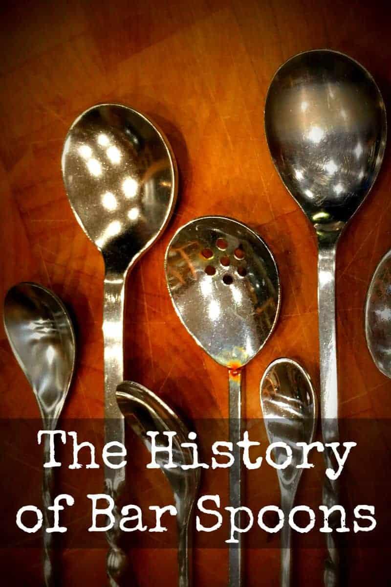 PI - History of Bar Spoons