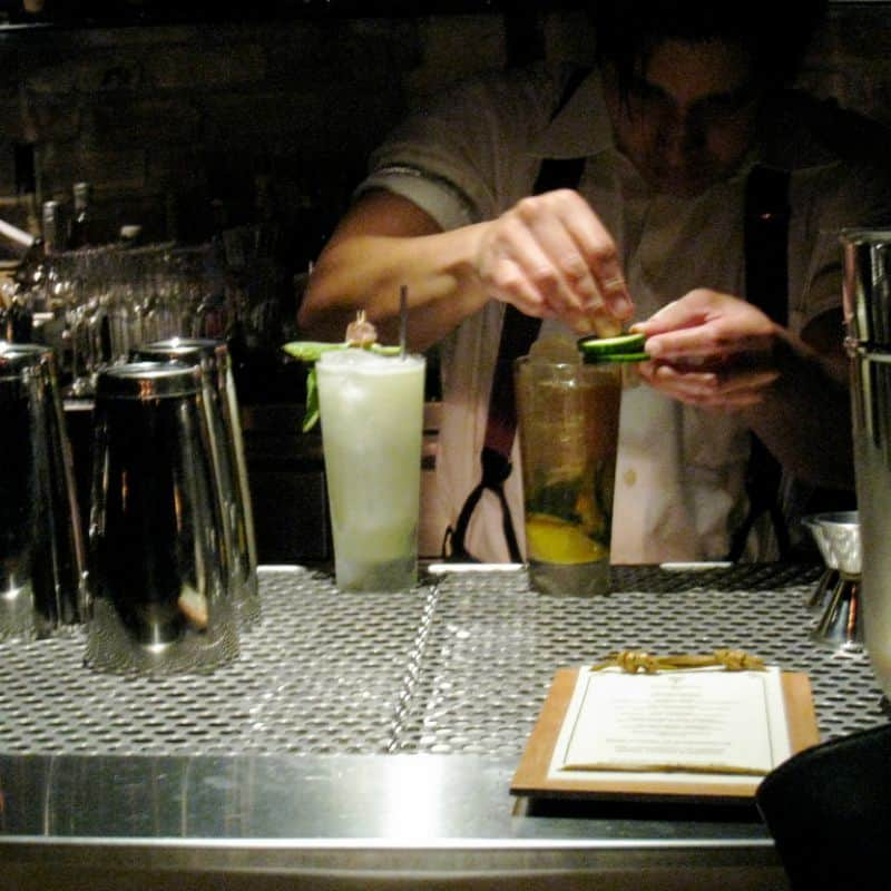 Ace Your Bartending Interview - A Bar Above Mixology