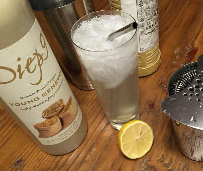 Gin Daisy