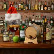 Homemade Christmas Gifts that Any Bartender can Make