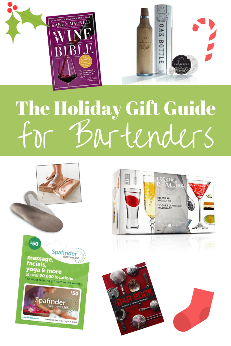 Gifts for Bartenders 2015 Edition • A Bar Above