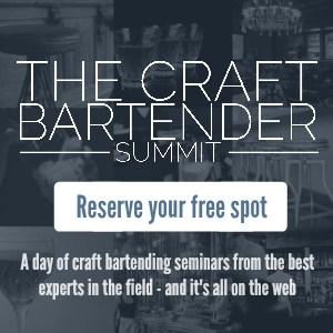 The Craft Bartender Summit