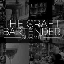 Craft Bartender Summit: Full Lineup Released!