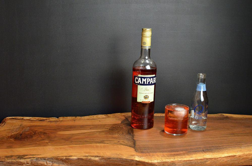Campari Soda • A Bar Above