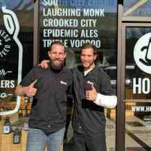 All about Craft Beer with Joe Pfeifer and Andrew Perroy from Hopsy