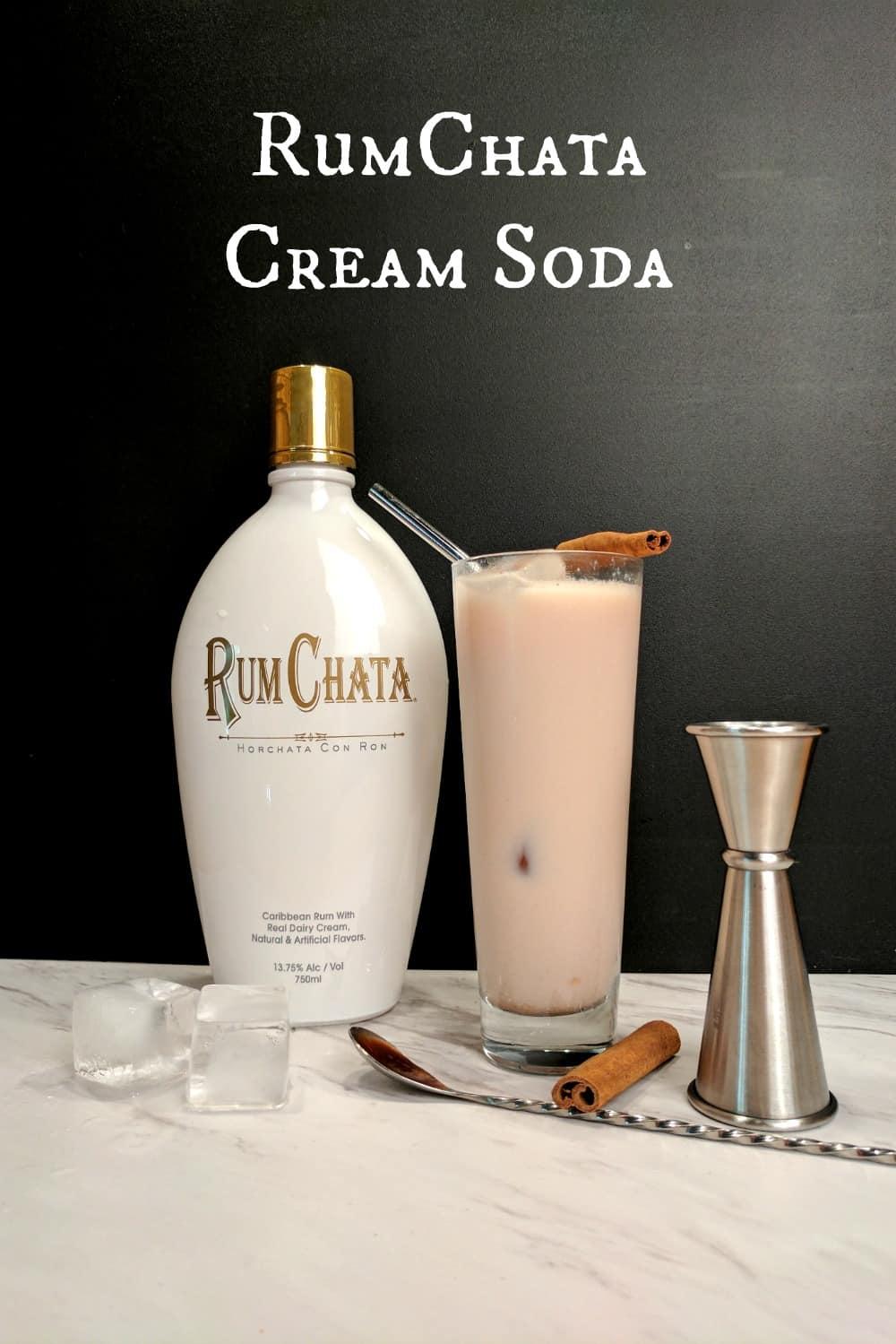 RumChata Cream Soda • A Bar Above