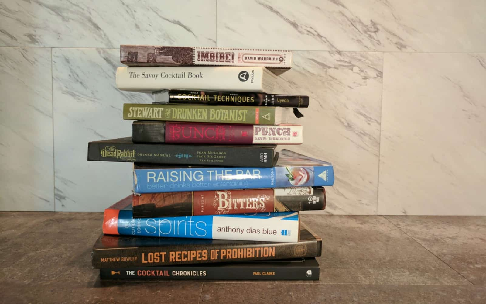 Bar Books: What order should I read them in?