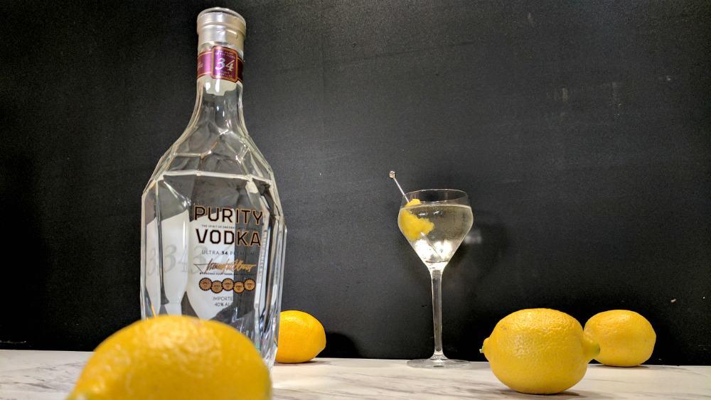 Purity Vodka Martini