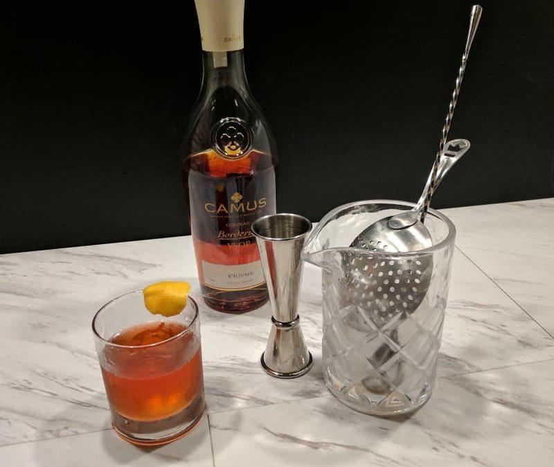 Cognac Sazerac