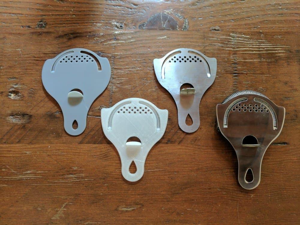 Prototype Strainers