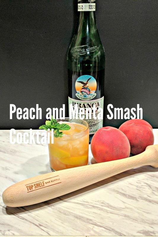 PI-Peach and Menta Smash