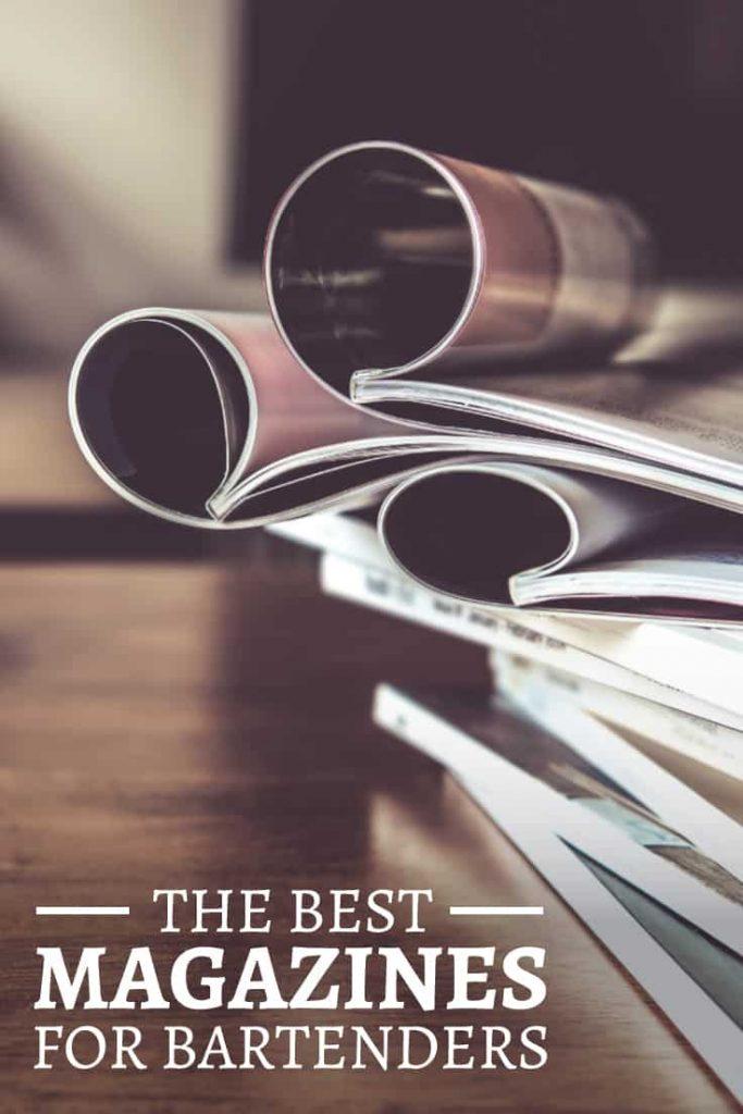 The Best Bartender Magazines