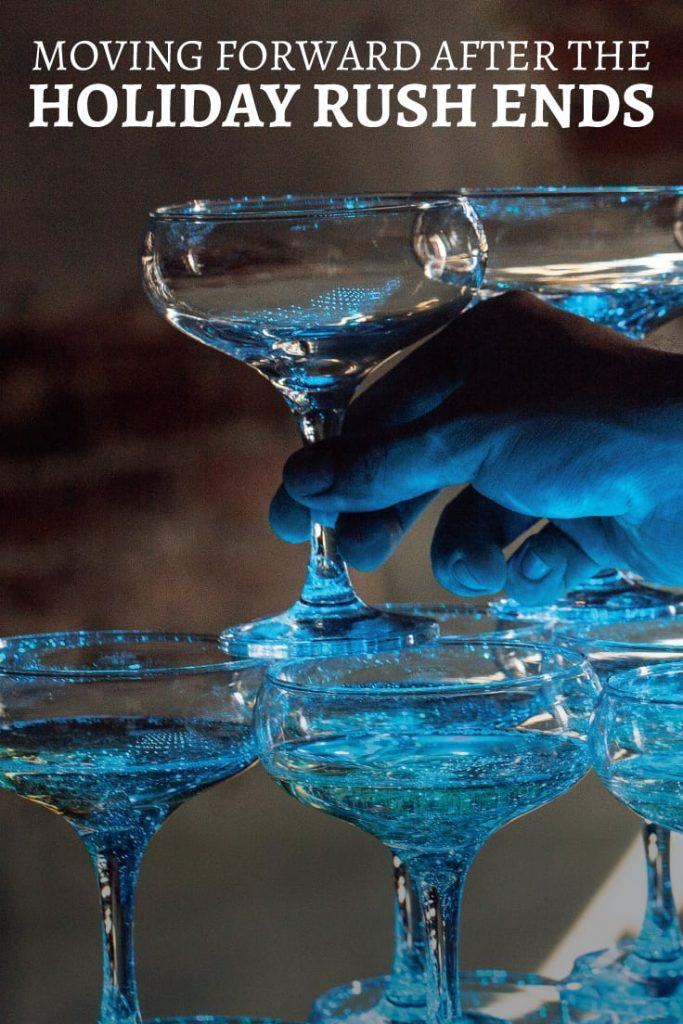 5 Things Every Bartender Should Do to Ring in 2018