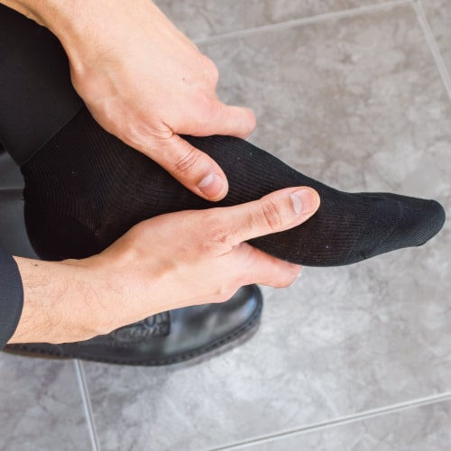 Bartender Foot Pain: A Cautionary Tale of Painful Plantar Fasciitis