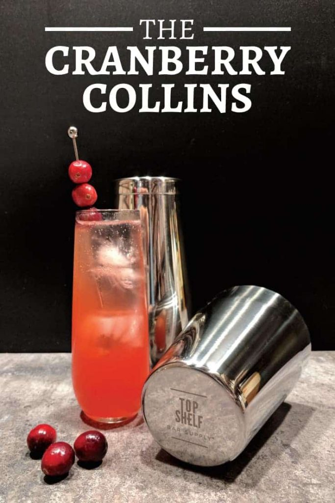 Cranberry Collins