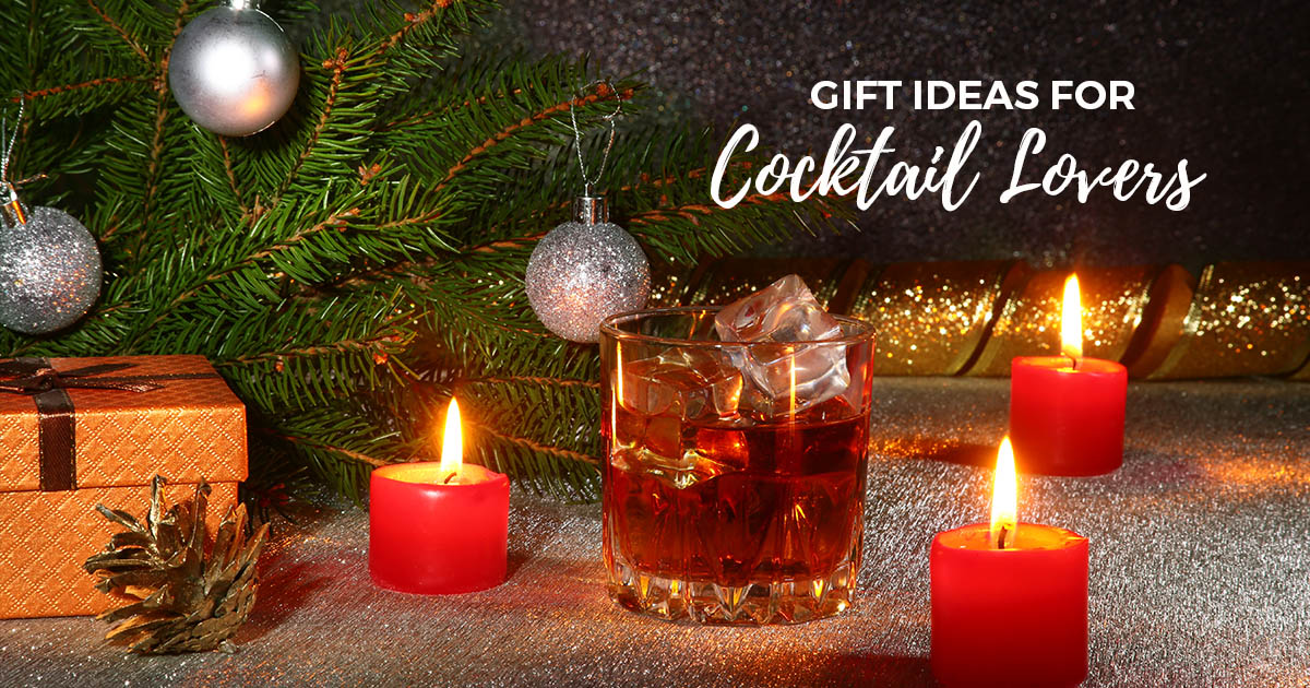 Great Gift Ideas for Cocktail Lovers • A Bar Above